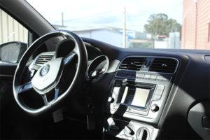 VW Polo talleres castineira salpicadero